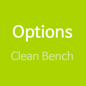 Options (Clean Bench)